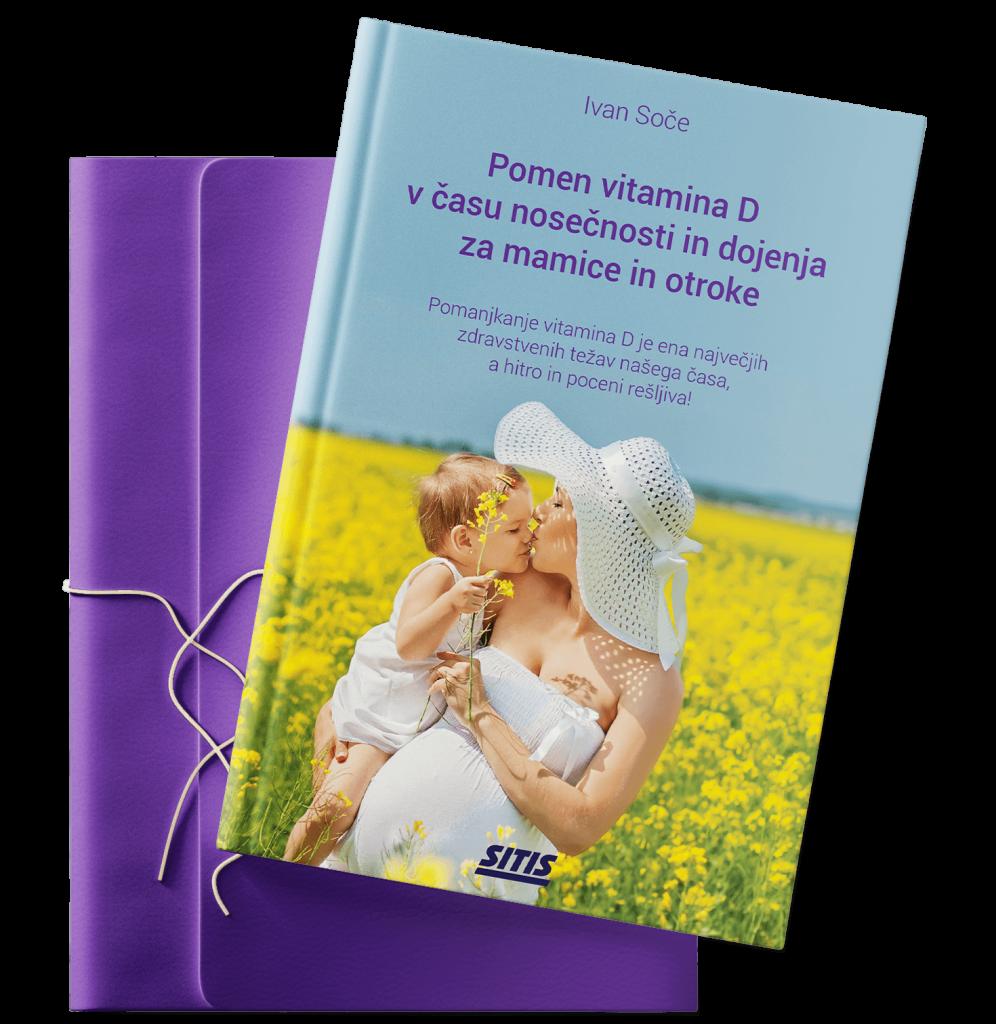 Ivan Soče - Vitamin D za nosečke, doječke in otočičke